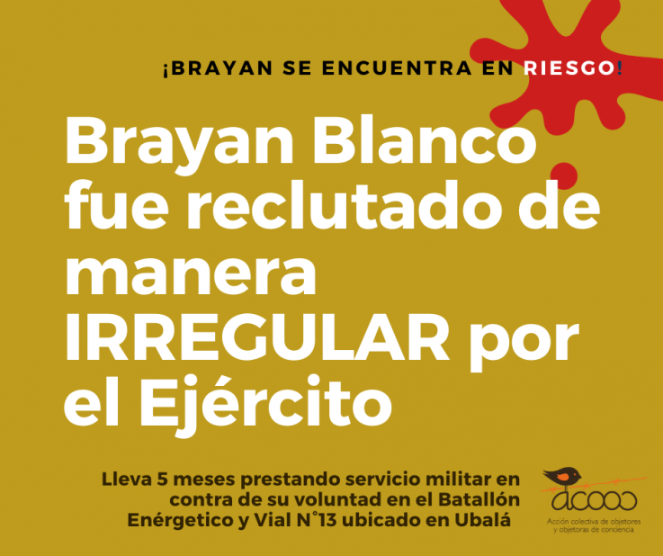 Brayan Gonzales Blanco CO
