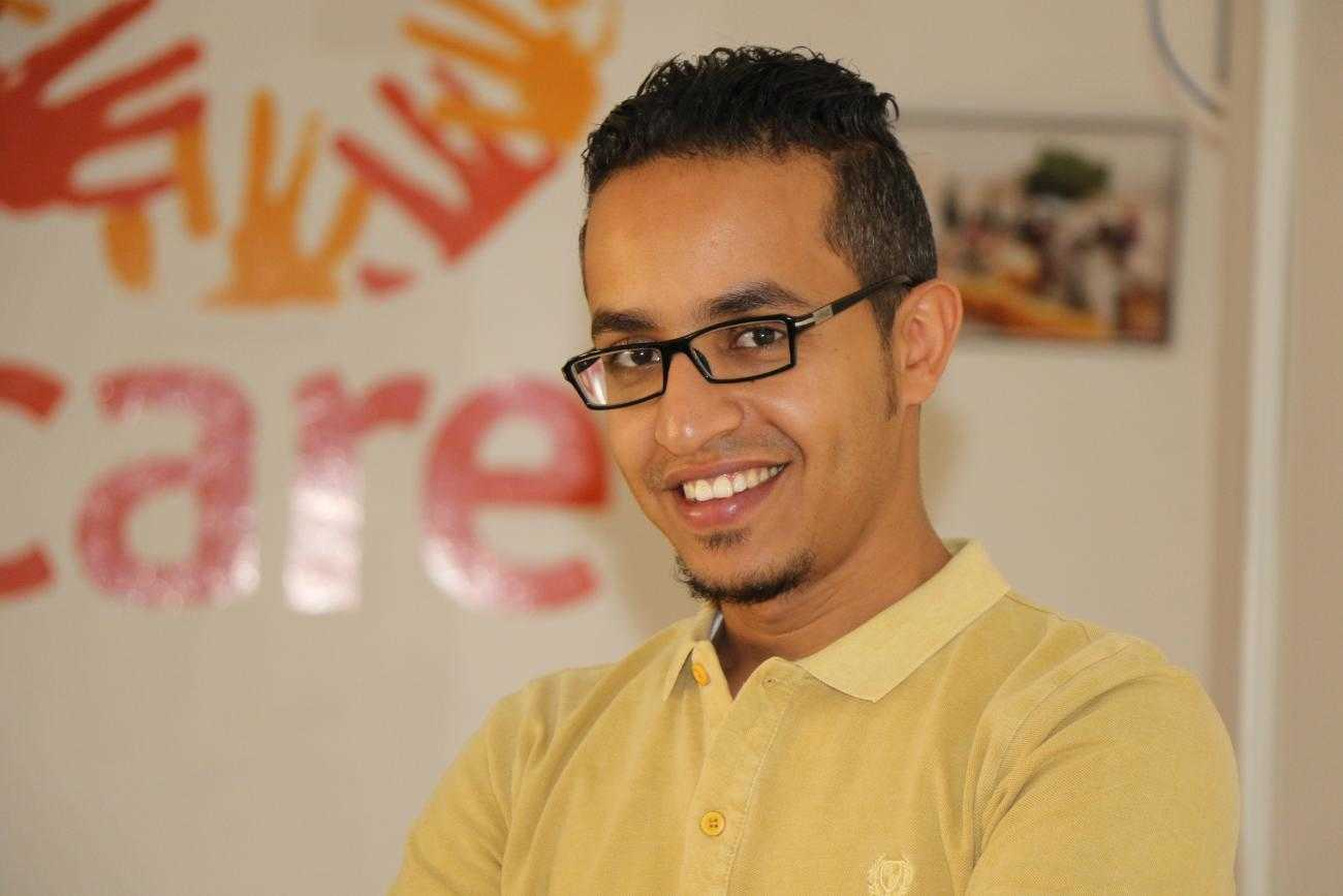Abdulhakim Al-Ansi: Communications Assistant (Sana'a), CARE Yemen