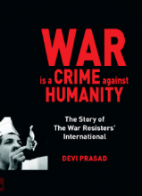 War is Acrime Against Humanity - Book cover