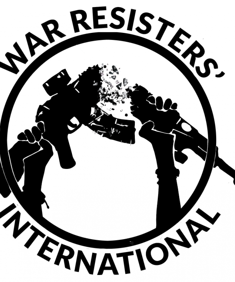 A picture of WRI's Broken Rifle logo