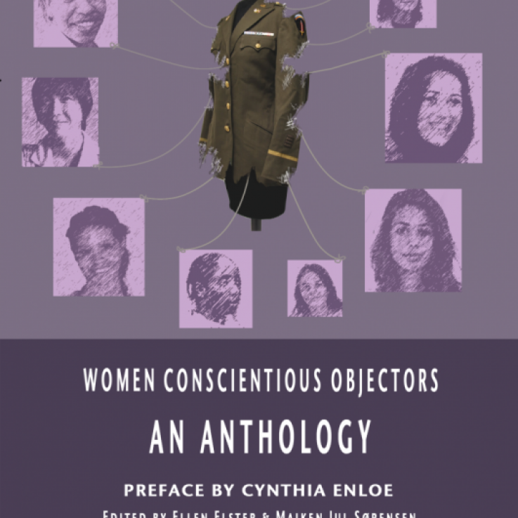 Cover of Women's CO Anthology