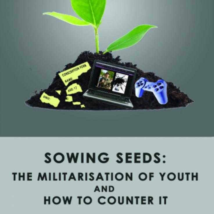 Sowing Seeds - Book cover