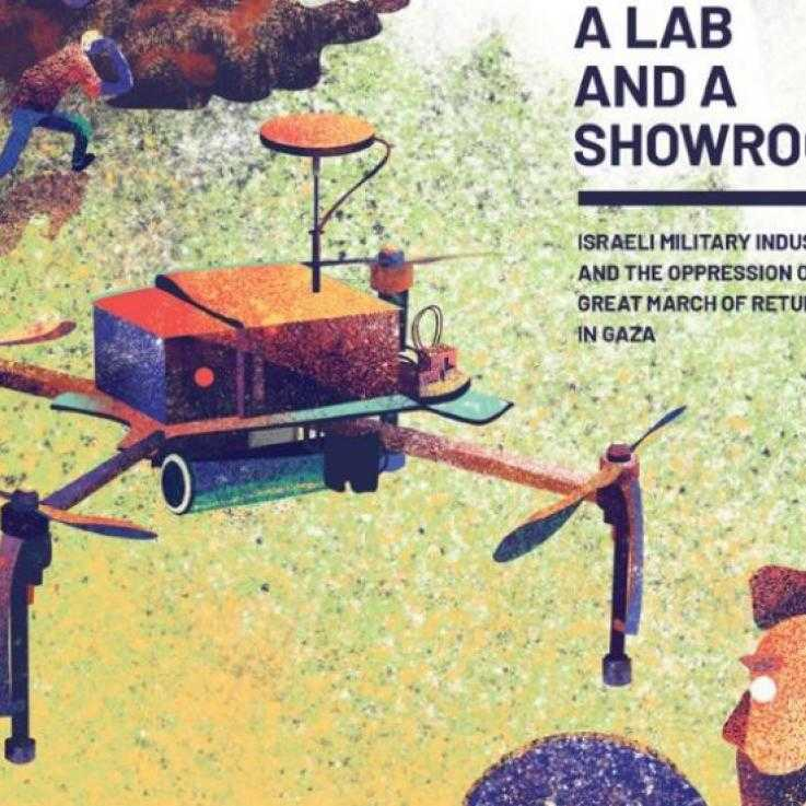 A Lab and A Showroom report cover page