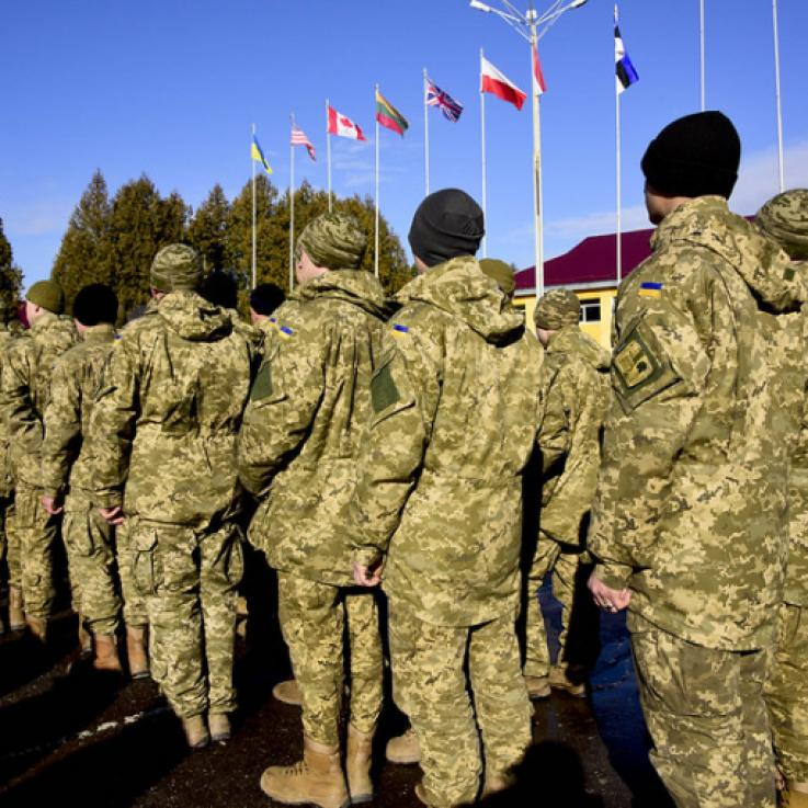 Ukrainian Army /Flickr