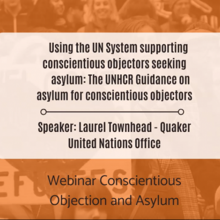 Webinar presentation introduction page