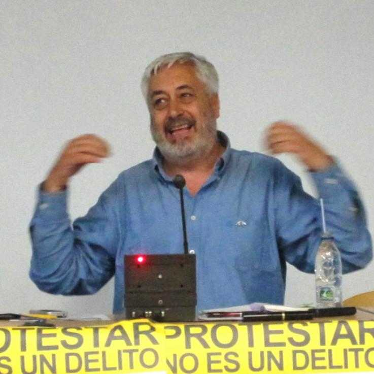 Howard Clark in Venezuela