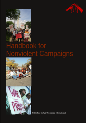 Handbook for Nonviolent Campaigns